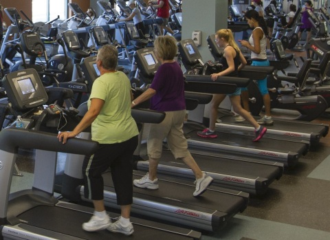 Exercising While Restricting Calories Could be Bad for Bone Health - UNC School of Medicine Study (Photo: Business Wire)
