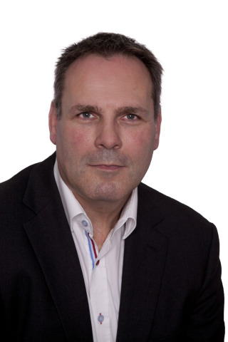 Jon Keating, Vice President and General Manager, EMEA (Photo: Business Wire)