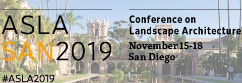 Join ASLA in San Diego this November (Graphic: Business Wire)