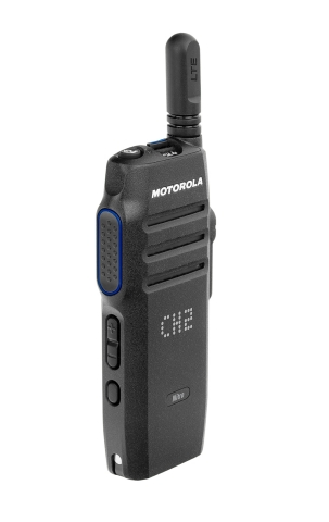 SLN 1000, the first push-to-talk radio built specifically for CBRS. (Photo: Business Wire)