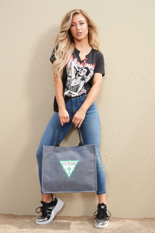 GUESS?, Inc. Introduces GUESS Eco Collection for Fall 2019 (Photo: Business Wire)