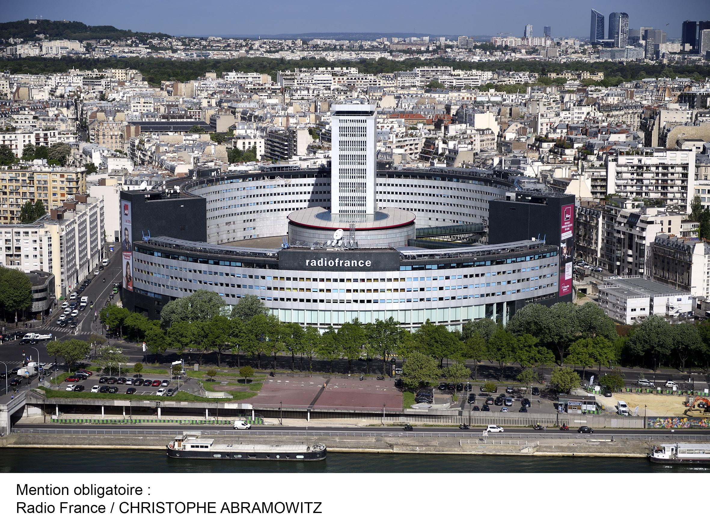Radio France Transforms Maison de la Radio with Next Generation IP