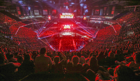 WWE® ROYAL RUMBLE® TICKETS AVAILABLE FRIDAY, SEPTEMBER 20 (Photo: Business Wire)