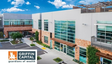 Griffin Capital Celebrates Robust Growth with Over $1.0 Billion Raised Year-to-Date for Griffin Institutional Access Real Estate Fund (Photo: Business Wire)