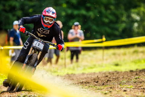 FOX US OPEN OF MOUNTAIN BIKING SCORES BIG TALENT FOR THIS YEAR'S EVENT (Photo: Business Wire)