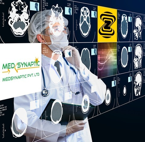 PACS and Teleradiology leader Medsynaptic now fully integrated with Zebra Medical Vision's All-In-One AI1 bundle (Photo: Business Wire)