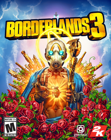 Today, 2K and Gearbox Software are proud to announce that Borderlands® 3, the next installment in the award-winning, genre-defining shooter-looter series, is now available worldwide on PlayStation® 4, Xbox One, and PC via the Epic Games Store. (Graphic: Business Wire)
