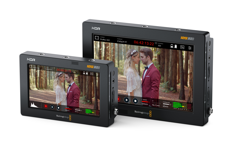 Blackmagic Design Announces New Blackmagic Video Assist 12g Business Wire