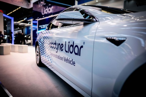 Velodyne has addressed the market need for lidar technology that enables high-level Advanced Driver Assistance Systems (ADAS) for safe navigation and collision avoidance, all within a compact form factor. (Photo: Velodyne Lidar)
