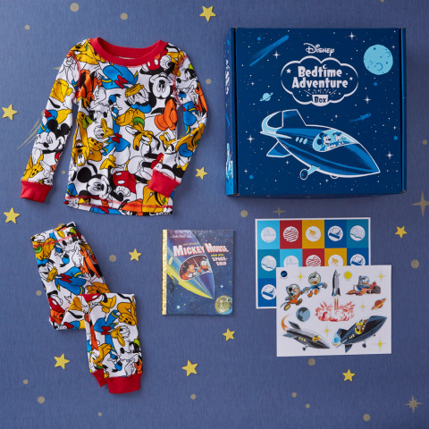 Disney Bedtime Adventure Box (Graphic: Business Wire)