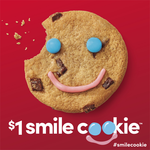Get a Smile, Give a Smile and Make a Difference – Tim Hortons® Annual Smile Cookie™ Fundraiser Is Back Today (Graphic: Business Wire)