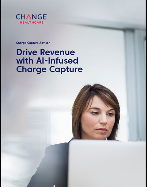 Change Healthcare Charge Capture Advisor Brochure