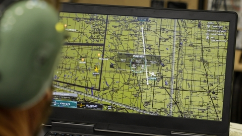 These capabilities employ an open architecture designed that integrates Artificial Intelligence-based functions such as automatic ISR data processing and natural language processing for automated communications. (Photo: Business Wire)