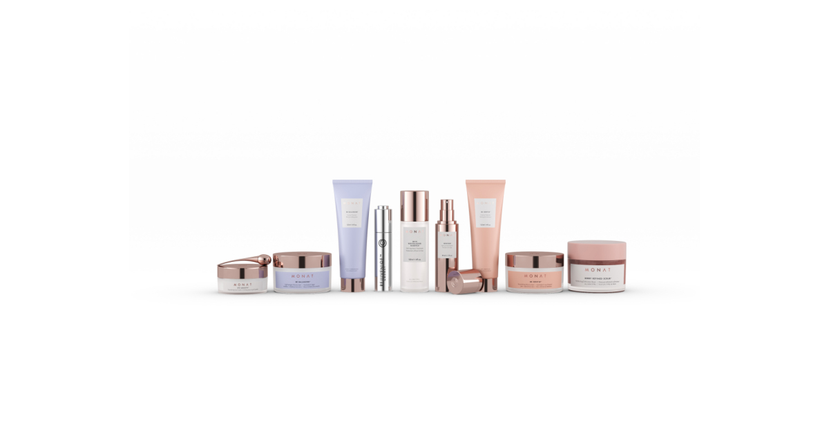 Monat Global Poised To Revolutionize Anti Aging Skincare With
