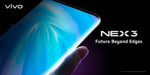 vivo NEX 3, Future Beyond Edges (Photo: Business Wire)