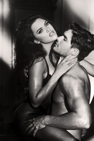 Introducing the GUESS Seductive Noir Fragrance Advertising Campaign (Photo: Business Wire)