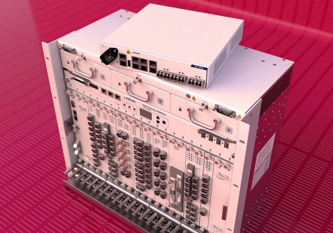 Netsam setzt für die schnelle Bereitstellung neuer Mehrwertdienste auf die ADVA Produkte FSP 3000 und FSP 150 (Foto: Business Wire)
