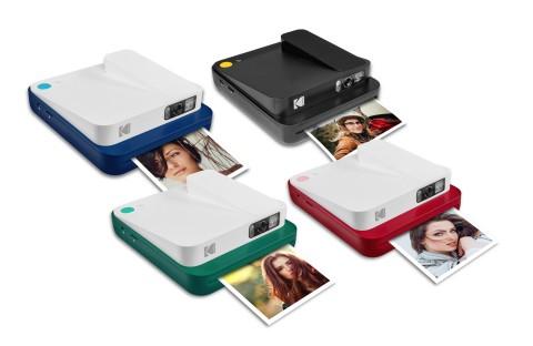 The new KODAK SMILE Classic Cameras come in four fun colors! (Photo: Business Wire)