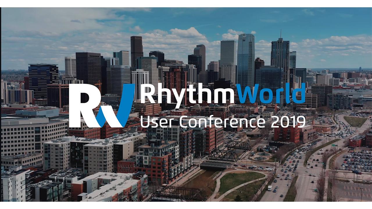 Video: RhythmWorld 2019 Recap (also available here: https://www.youtube.com/watch?v=PQhMEtboAAA)