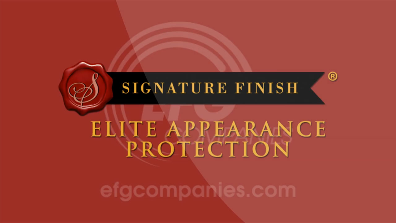 EFG Companies debuts Signature Finish protection product, designed to help consumers maintain the value of their vehicle during its lifetime.