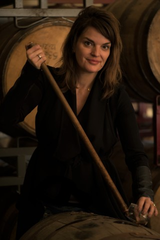 Heather Greene, CEO, Milam & Greene Whiskey (Photo: Business Wire)