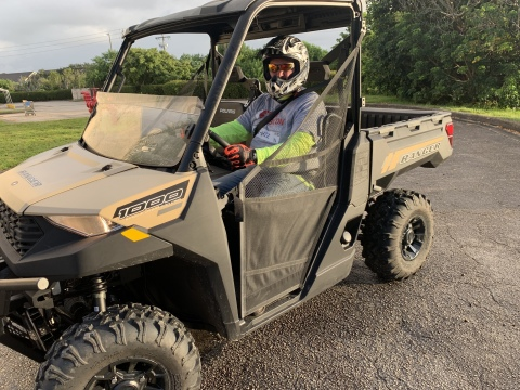 Polaris RANGER Deploys Vehicles to Support Team Rubicon in Recovery Efforts in the Bahamas Following Hurricane Dorian (Photo: Business Wire)
