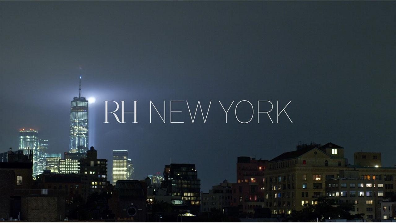 PRESENTING RH NEW YORK, THE MOVIE