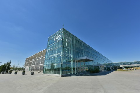 GES Canada Appointed Official General Services Provider for the Edmonton EXPO Centre (Photo: Business Wire)