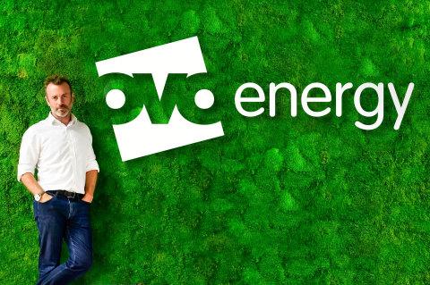 オヴォの創設者で最高経営責任者(CEO)のスティーブン・フィッツパトリック(写真:ビジネスワイヤ)