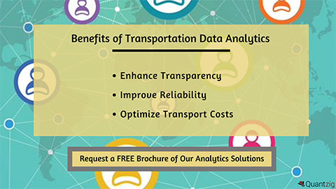 Request a FREE Brochure to Learn More About the Benefits of Transportation Data Analytics