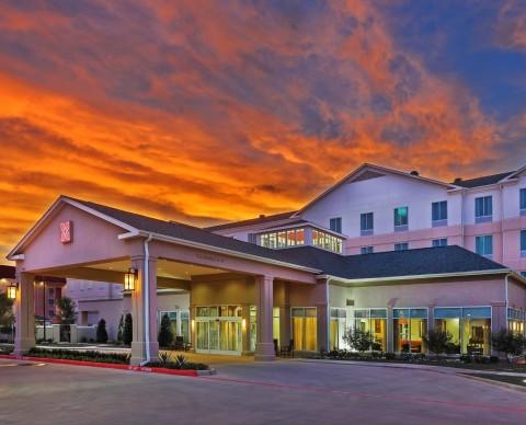 The Hilton Garden Inn Midland in Texas (Photo: Business Wire)