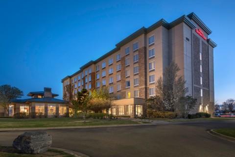 The Hilton Garden Inn Denver (Photo: Business Wire)