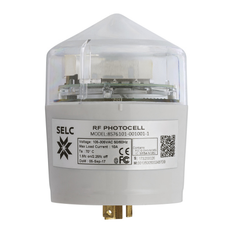 The SELC network lighting controller goes beyond the basic lighting control to support future fixture technologies for smart street lighting. (Photo: Business Wire)