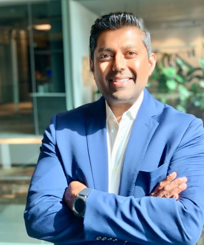 Ruwanga Dassanayake, Chief Operating Officer (Photo: Business Wire)