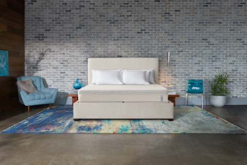 The Sleep Number 360® p6 smart bed. (Photo: Sleep Number)
