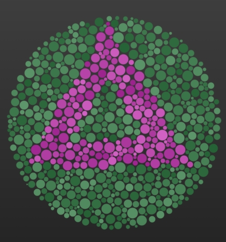 Kid-Friendly Shape Option in EnChroma Color Blindness Test (Photo: Business Wire)