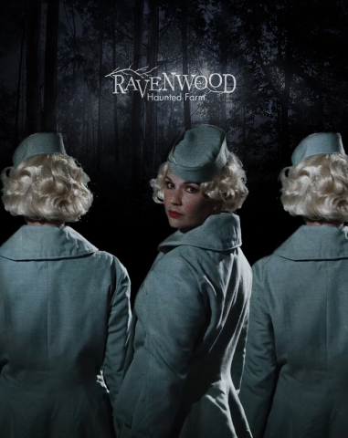 Ravenwood Haunted Farm opens September 27 as one of the Boston-area's newest haunted experiences. (Photo: Business Wire)