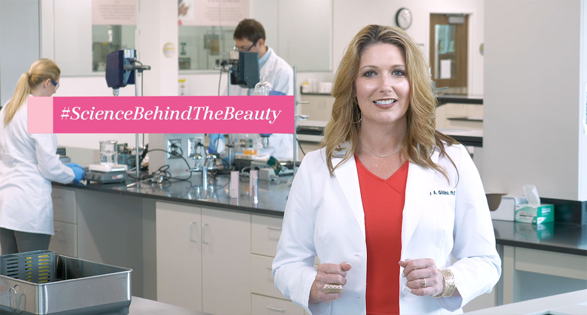"""By uniting the finest specialists of European dermatology under the umbrella theme """"Connecting Skin Science and Health,"""" the 49th ESDR meeting provides a unique opportunity for Mary Kay to share its latest technological advances and breakthroughs on skin health."""