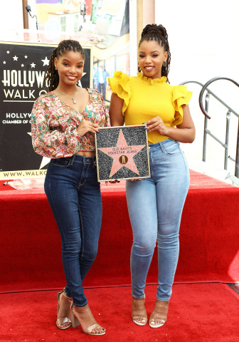 Old Navy's Rockstar Jeans Reach Celebrity Status with a Star of Recognition on the Hollywood Walk of Fame (Photo: Business Wire)