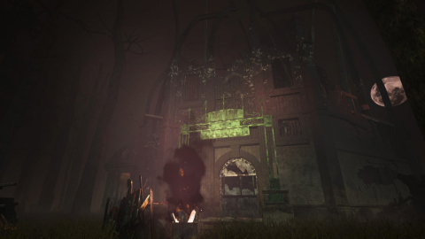 The Dead by Daylight game will be available on Sept. 24. (Photo: Business Wire)