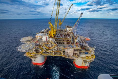 The newly sanctioned waterflood project in the St. Malo field will advance Chevron's strategy of maximizing the company's existing resources in the Gulf of Mexico. (Photo: Business Wire)