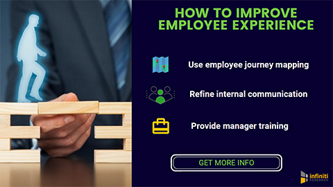 How to improve employee experience.