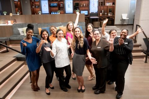 Hilton Named the #1 Best Workplace for Women in the U.S. (Photo: Business Wire)