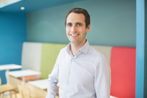 letgo Chief Product Officer Josh Crossick (Photo: Business Wire)