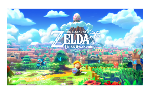The Legend of Zelda: Link's Adventure joins the robust lineup of games that can be played on any Nintendo Switch family system. In this reimagining of one of the most beloved games in the Legend of Zelda series, Link has washed ashore on a mysterious island, filled with strange and colorful inhabitants. (Photo: Business Wire)