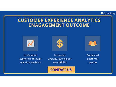 CUSTOMER EXPERIENCE ANALYTICS ENGAGEMENT OUTCOME