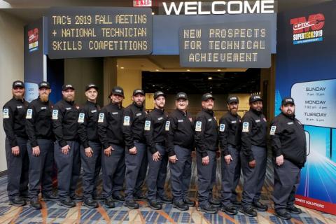 TA Truck Service technicians (Photo: Business Wire)
