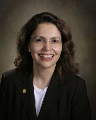 Dina R. Mody, MD, FCAP, Houston pathologist, recipient of the 2019 Herbek Humanitarian Award.