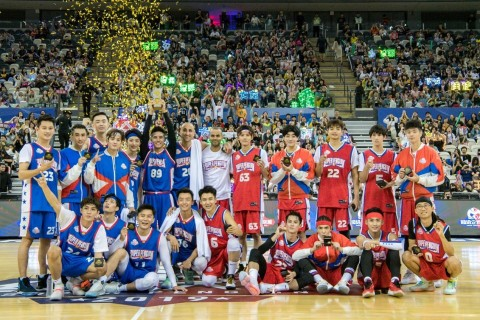 Group photo of all players (Photo: Business Wire)
