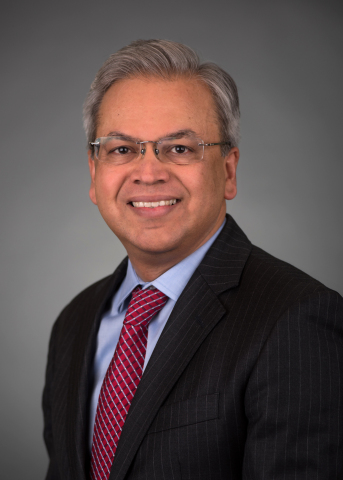 Ram Vadlamannati, PPG senior vice president, protective and marine coatings, will add regional oversight responsibilities as president, PPG EMEA, effective Oct. 1. (Photo: Business Wire)
